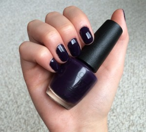 OPI Fall 2014 Nordic Collection - Viking in a Vinter Vonderland